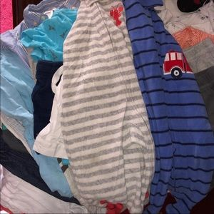 Other - BABY BOYS CLOTHES SIZE 6 months lot